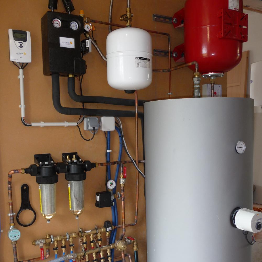 récupération eau de pluie filtration